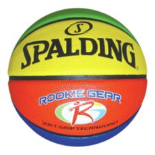 Rookie Gear Soft Grip Basketball