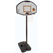 "44"" Advanced Eco-Composite Portable Basketball System"