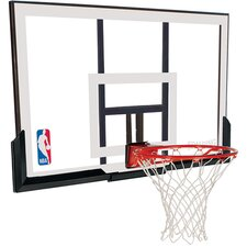 "<strong>Spalding</strong> 52"" Acrylic Backboard and Rim"