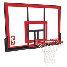 "48"" Polycarbonate Backboard and Rim"