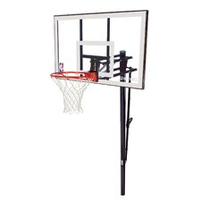 "<strong>Spalding</strong> 52"" In-Ground Acrylic Basketball System"