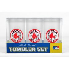 MLB Insulated Tumbler (Set of 3)