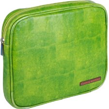 "<strong>Clark & Mayfield</strong> Carmen 9"" - 11"" iPad/Netbook Sleeve in Kelly Green"