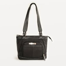 <strong>Clark & Mayfield</strong> Sellwood Metro Mini Tablet Tote Bag