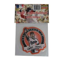 MLB Player Logo Patch