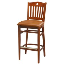 "<strong>Regal</strong> Fine Beechwood 30"" Bar Stool"