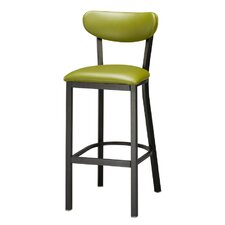 "Steel 30"" Bar Stool"