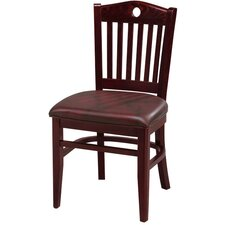 Beechwood Peek-A-Boo Side Chair