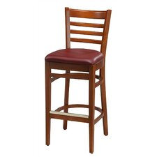 "Fine Beechwood 30"" Bar Stool"