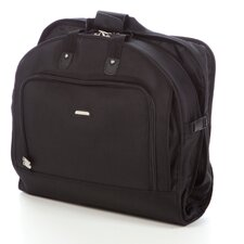 "45"" Mid Length Nylon Black Garment Bag"