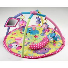 Twist and Fold Activity Gym and Playmat