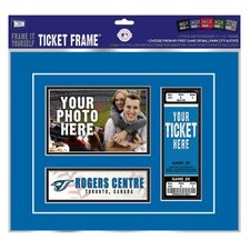 "MLB My First Game Ticket Frame ""Frame It Yourself"""