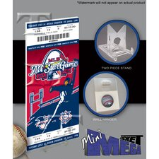 MLB 2009 All-Star Game Mini-Mega Ticket - St. Louis Cardinals