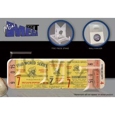 MLB 1960 World Series Mini Mega Ticket - Pittsburgh Pirates