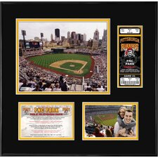 MLB PNC Park Ticket Frame - Pittsburgh Pirates