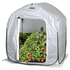 3 Ft. W x 3 Ft. D Polyethylene Mini Greenhouse