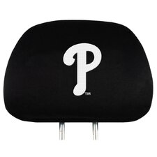 <strong>Team Pro-Mark</strong> MLB Head Rest (Set of 2)