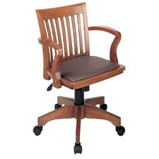 Deluxe Banker's Chair I