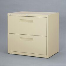 "<strong>CommClad</strong> 42"" Wide 2 Drawer HL5000-Series Lateral File Cabinet"