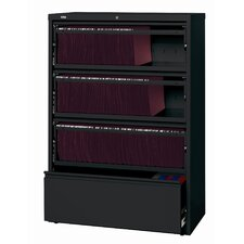"<strong>CommClad</strong> HL8000 Series 36"" Wide Commercial Lateral Files 4 Drawer"