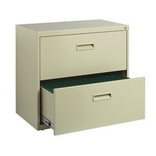 Soho 2-Drawer  File Cabinet