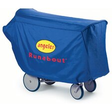 <strong>Angeles</strong> Runabout 6-Passenger Stroller Bug Net / Cover