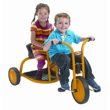 MyRider Tandem Tricycle