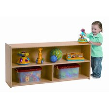 <strong>Angeles</strong> Value Line Toddler Two Shelf Storage