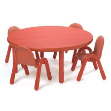 "48"" Round Baseline Tables"