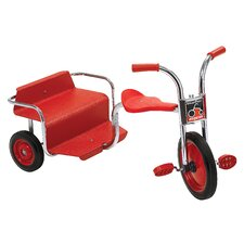 SilverRider Rickshaw