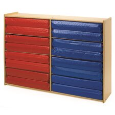 Value Line 8-Section Rest Mat Storage