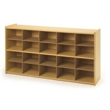 Value Line 20 Compartment Cubby