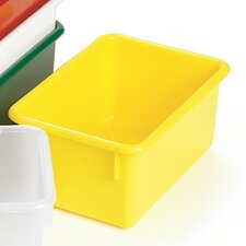 Value Line Cubbie Trays in Yellow