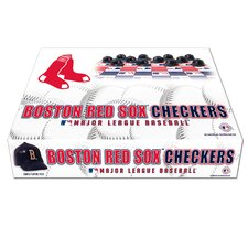 MLB Checker Set
