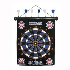 <strong>Rico Industries</strong> MLB Dart Board Set