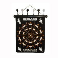 MLB Dart Board Set