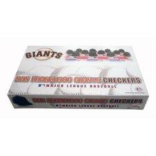 MLB Checker Set