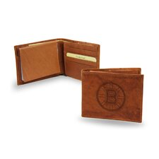 <strong>Rico Industries</strong> NHL Embossed Billfold Wallet
