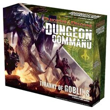 <strong>Wizards of the Coast</strong> Dungeons and Dragons: Dungeon Command Tyranny of Goblin Board Game