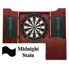 Dart Board Cabinet in Midnight