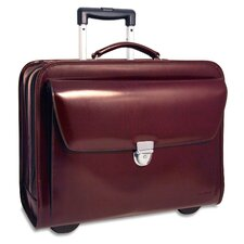 <strong>Jack Georges</strong> Elements Leather Laptop Catalog Case