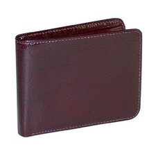 <strong>Jack Georges</strong> Sienna Bi-Fold Men's Wallet