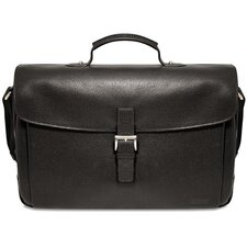 Soho Slim Flapover Messenger Bag