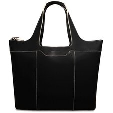 Milano Edge Zip Handle Tote