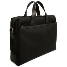 <strong>Jack Georges</strong> Generations Lite Single Gusset Laptop Briefcase