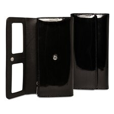 Patent Clutch Wallet