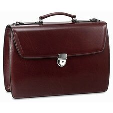 Elements Triple Gusset Flap Briefcase