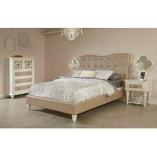 Paris Upholostered Bedroom Set