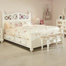Paris Panel Bed