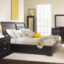 <strong>Najarian Furniture</strong> Brentwood Panel Bed